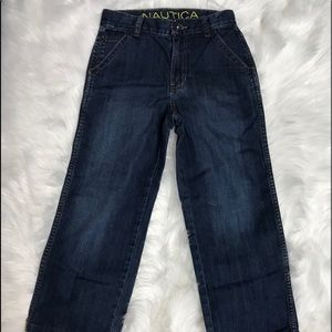 Nautica blue denim jeans 10